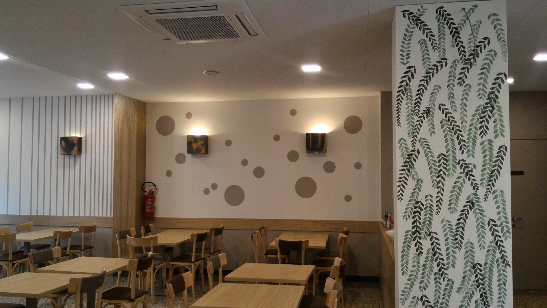 Illuminazione per alberghi e ristoranti mazza osvaldo impianti